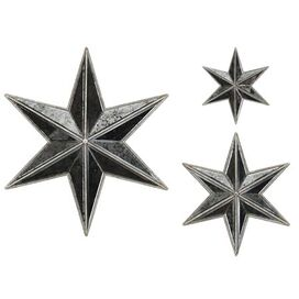 3 Piece Stars Wall Décor Set