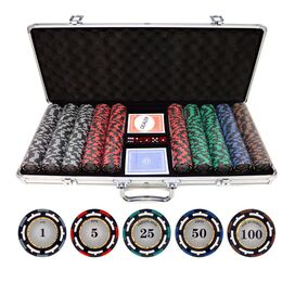 Revel Poker Chip Set