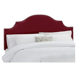 DISCONTINUED Canterbury Headboard in Berry