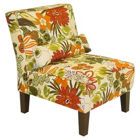 Marigold Slipper Chair
