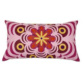 Bohemian Echo Pillow