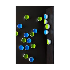 Lime Seed Indoor / Outdoor Wall Play - Set of 10
