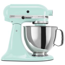 KitchenAid Artisan Series Stand Mixer in Ice