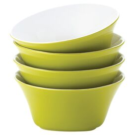 Round & Square Cereal Bowl in Green