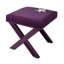 Ava Bench in Purple