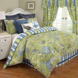 Waverly Casablanca 4 Piece Comforter Set