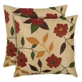 Hattie Pillow in Beige