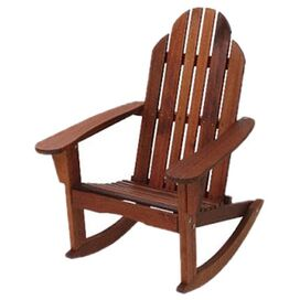 Woodlands Adirondack Rocker