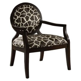 Nairobi Accent Chair in Ikat