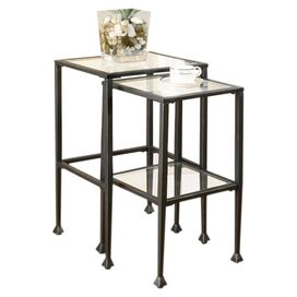 2 Piece Thorndike Nesting Table Set