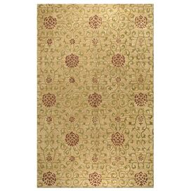 Oakfield Area Rug in Gold