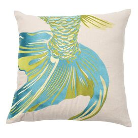 Fishtail Pillow I