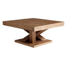 Madero Coffee Table in Driftwood