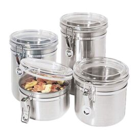 4 Piece Levi Canister Set