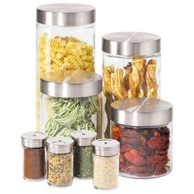 8 Piece Hudson Canister Set