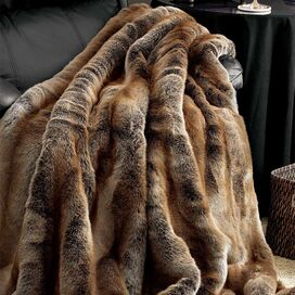 Limited Edition Coyote Throw