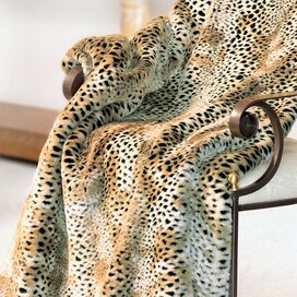 Signature Series Cheetah Throw