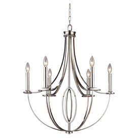 Dione 6-Light Chandelier