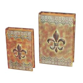 2 Piece Fiore Book Box Set