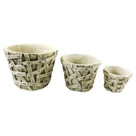 3-Piece Arley Bowl Set