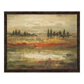 Summer Fields Framed Art