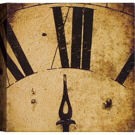 Vintage Time II Wall Art