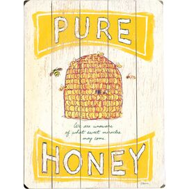Pure Honey Wall Decor
