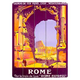 Travel Rome Wall Art