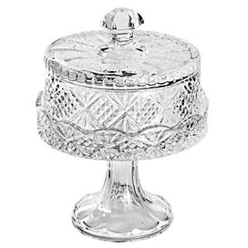 Dublin Cake Stand with Dome