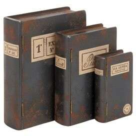 3 Piece Adrian Book Box Set