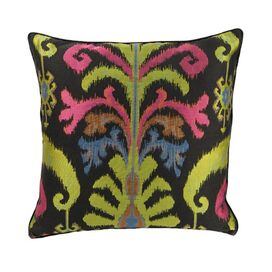 Ikat Pillow in Multi