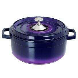 7.2 Quart Aluminum Roasting Pan in Purple