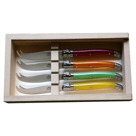 5-Piece Caroline Cheese Knife Set