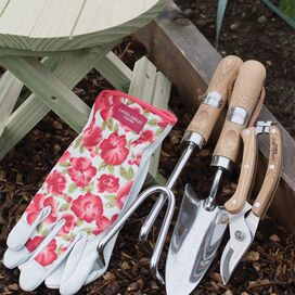 6 Piece Laura Ashley Garden Tool Set