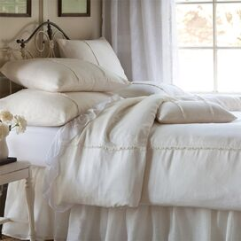 Hampton Duvet in Cream