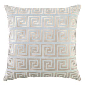 Athens Pillow in Blue