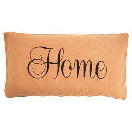 Home Pillow in Khaki