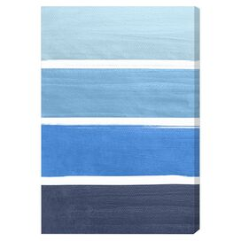 The Right Shade of Blue Canvas Print