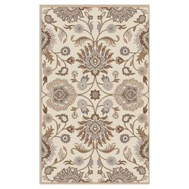 Katina Rug in Antique White