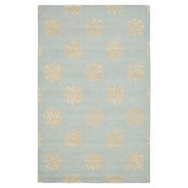 Quinn Rug in Light Blue