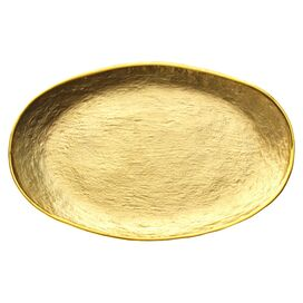 Gladis Tray in Gold