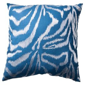 Farrah Pillow in True Blue