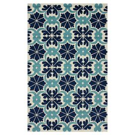 Idina Rug in Blue