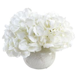 New Growth Designs Faux Hydrangea Arrangement I