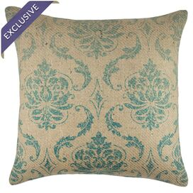 Darla Pillow in Blue
