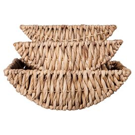 3-Piece Regina Basket Set