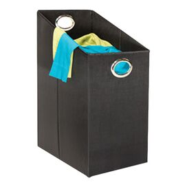 Mettia Hamper in Black