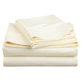 Portia Sheet Set in Ivory