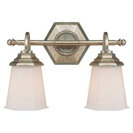Fifth Avenue 2-Bulb Vanity Light