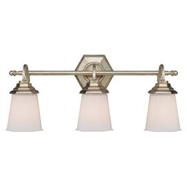 Fifth Avenue 3-Bulb Vanity Light